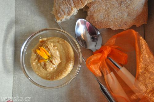 Arganový olej a pasta z mandlí Amlou
