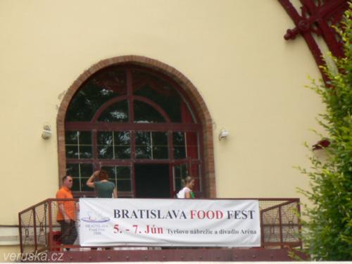 Bratislava Food Fest 2009