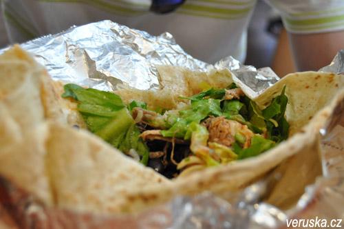 Burrito v Chipotle
