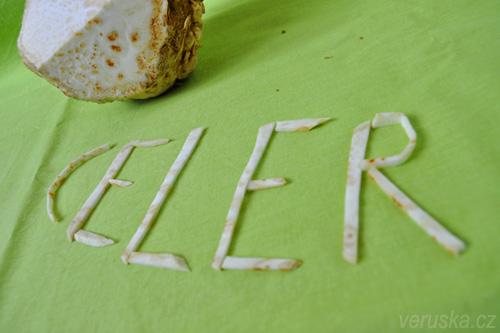 Celer - seriál Potravina měsíce v rozhlase