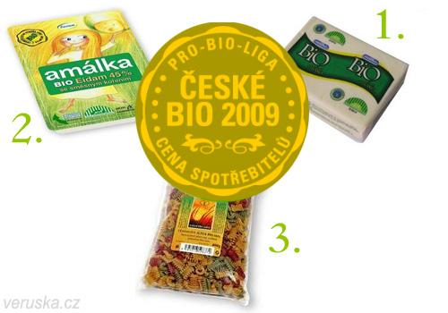 České bio 2009