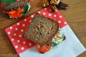 Svačina - obložené chleby