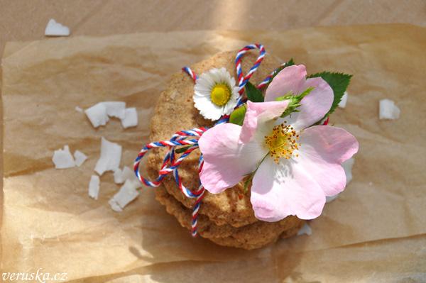Bezlepkové sušenky (cookies)