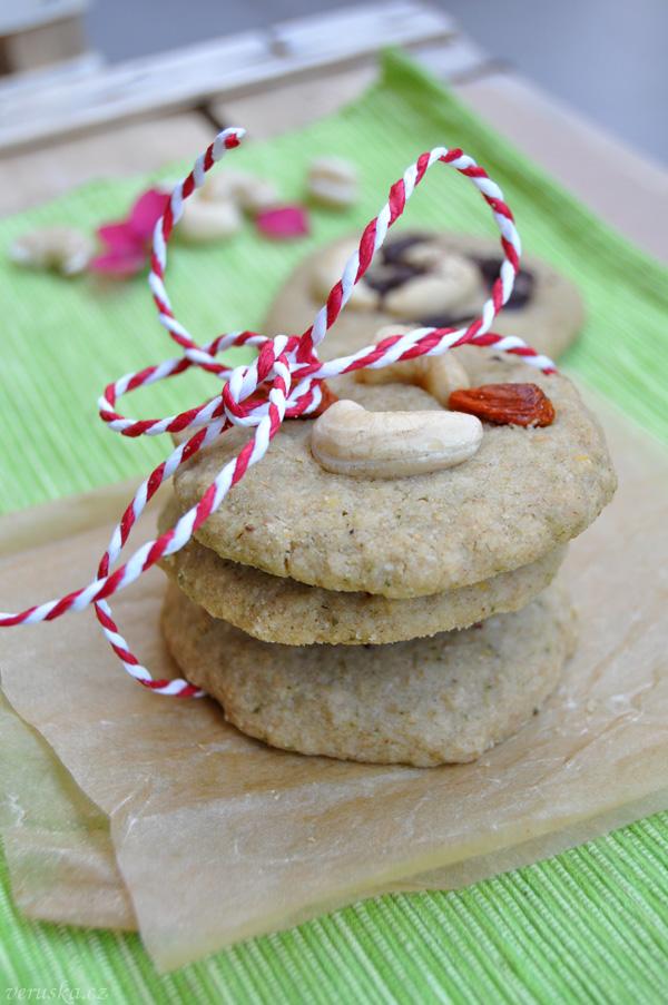 Pohankové cookies vol. 2