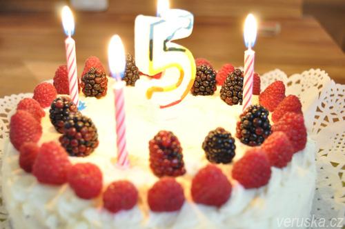 Dort pro Elišku k pátým narozeninám