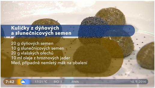 dr-10-9-2014-celer-recDobré ráno 10.9.2014 - podzimní recepty - koule ze semínek a ořechů recept