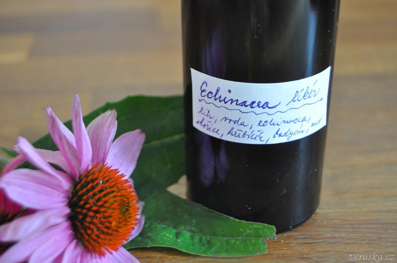 Echinacea likér