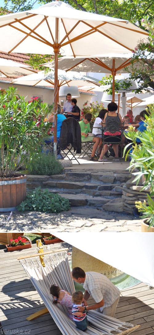 Café Fara - zahrádka