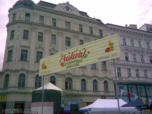 Festival Středomořských chutí a vůní v Brně