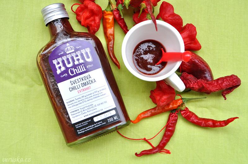 HUHU Chilli švestkové