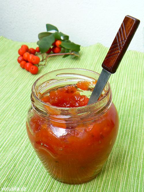 Jeřabinový džem
