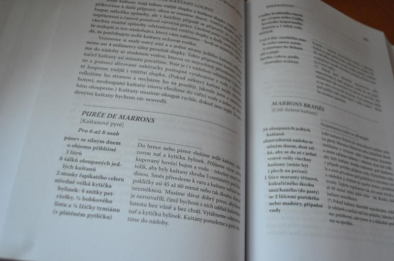 Umění francouzské kuchyně - recept