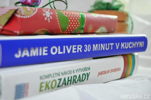 Dárky 2011 - knihy
