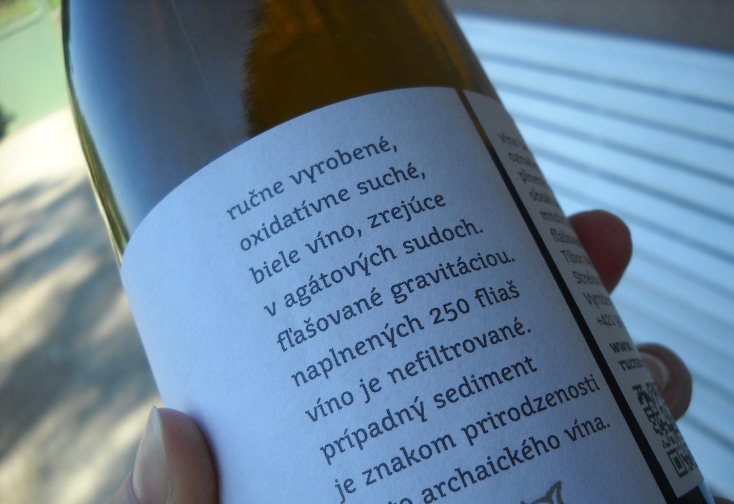 Strekovský festival vína - Melecsky víno