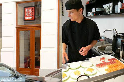 MOMO Sushi bar