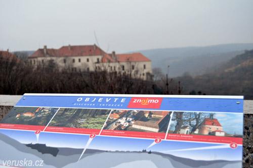 Znojmo - objevte Znojmo a znojemský hrad