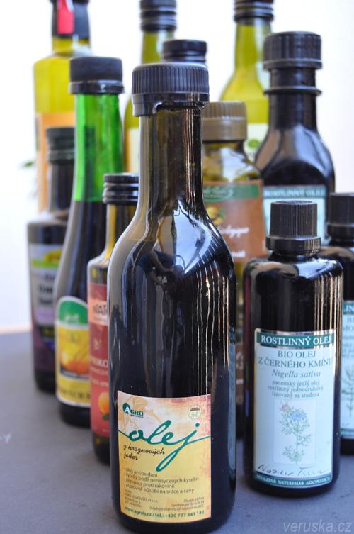 Dvanáctero olejů