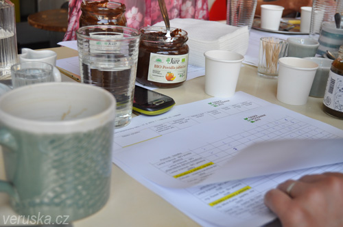 Hodnocení biopotraviny roku 2012