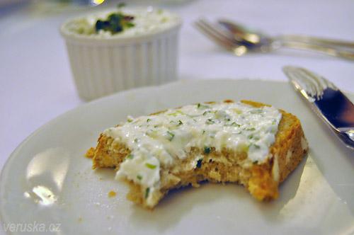 Škola vaření U Kastelána - rozhuda na chlebu