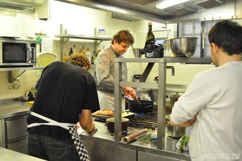 Škola vaření U Kastelána