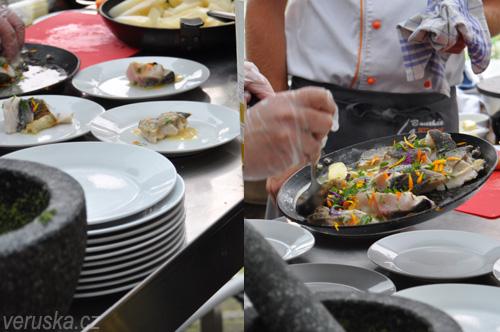 Sousedé na talíři - tolstolobik v podání La Boucheé