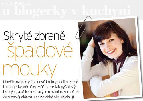 Apetit 01/2012 - špaldová mouka