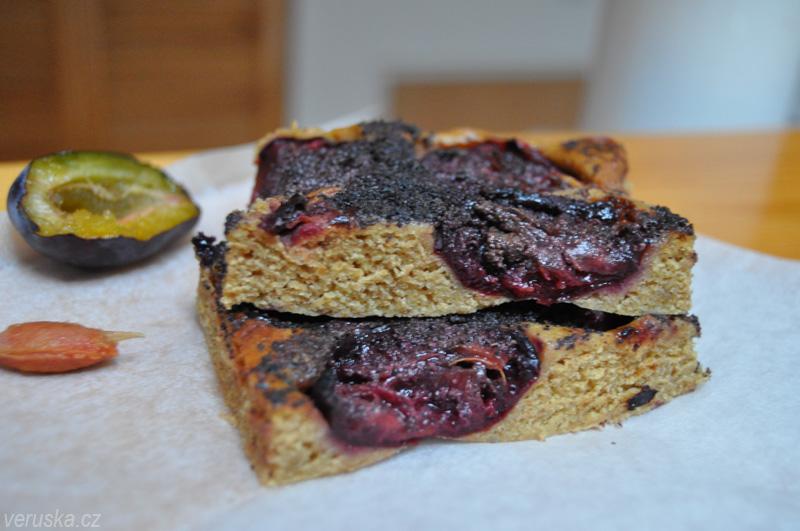 Švestkový koláč podle Dity P.