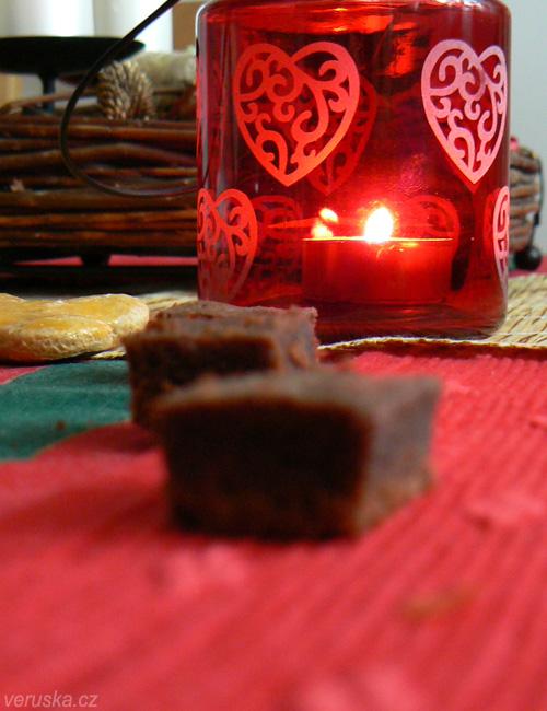 Cukroví brownies