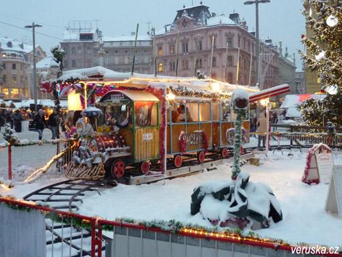 Brněnské Vánoce 2010